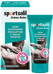 Sportsalil - Crema Relax
